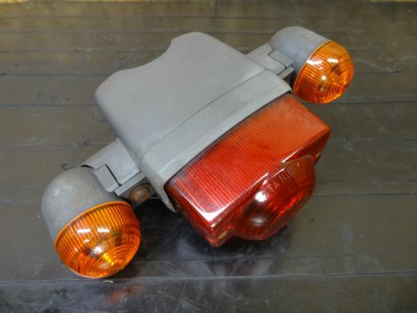 【150128】ズーク(AF26)◎テールランプ リアウィンカー【ZOOK | 中古バイクパーツ通販・買取 ジャンクヤード鳥取 JunkYard