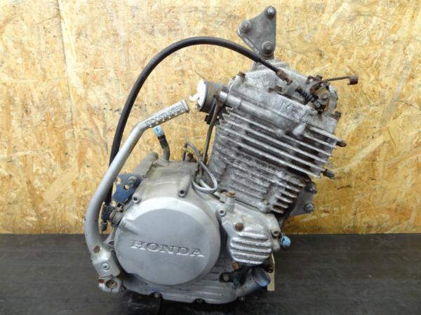 【150515】XR250R??◎エンジン クランキング確認後取外 | 中古バイクパーツ通販・買取 ジャンクヤード鳥取 JunkYard