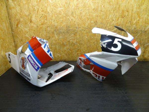 【150518】CBR1000RR'05(SC57)◆アッパーカウル ロアカウル   中古バイクパーツ通販・買取 ジャンクヤード鳥取 JunkYard