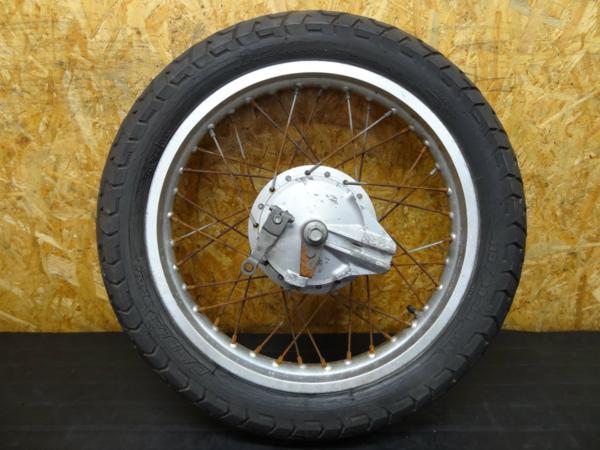 【150721】GB250クラブマン(MC10)◇リアホイール アクスル | 中古バイクパーツ通販・買取 ジャンクヤード鳥取 JunkYard