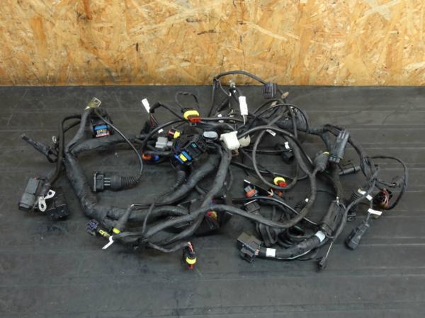 【150928】ドゥカティ 848◇メインハーネス 電装【EVO 1098 1198 | 中古バイクパーツ通販・買取 ジャンクヤード鳥取 JunkYard