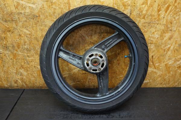 【150901】GPZ1100(ZXT10E)◇フロントホイール 17×3.50 F-1262   中古バイクパーツ通販・買取 ジャンクヤード鳥取 JunkYard