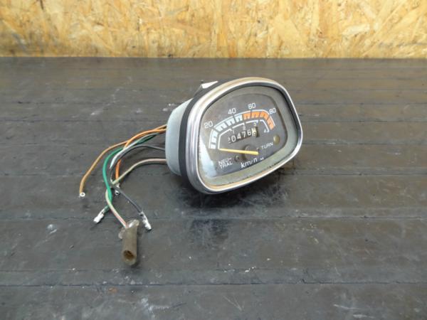 【151009】ベンリィCD90(HA03)◆スピードメーター 80km/h 12V | 中古バイクパーツ通販・買取 ジャンクヤード鳥取 JunkYard