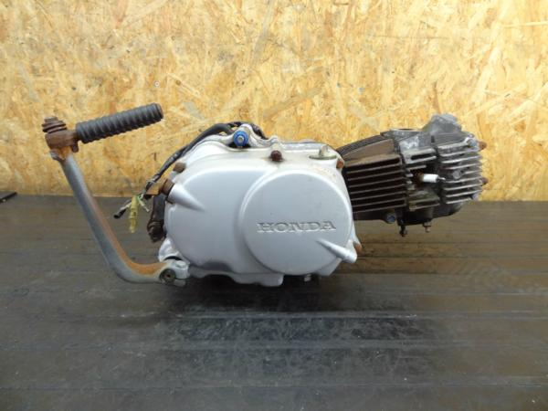 【151009】ベンリィCD90(HA03)◆エンジン 12V クラッチ付 難有 | 中古バイクパーツ通販・買取 ジャンクヤード鳥取 JunkYard