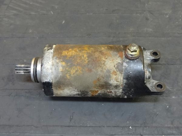 [160331]エリミネーター250LX(EL250A)◎セルモーター [エンジン | 中古バイクパーツ通販・買取 ジャンクヤード鳥取 JunkYard