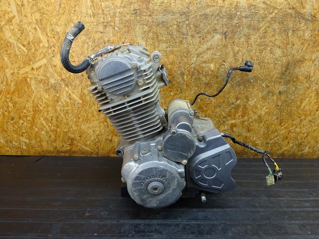 【180527.H】XR230(MD36-1301)●エンジン スターター付き 始動OK!部品取りに? ジャンク | 中古バイクパーツ通販・買取 ジャンクヤード鳥取 JunkYard