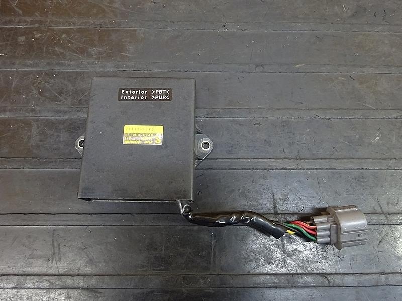 【181228.K】ZX-11 (ZXBD)● CDI イグナイター 【ZX1100D2 USAモデル ZZR1100 D型 | 中古バイクパーツ通販・買取 ジャンクヤード鳥取 JunkYard