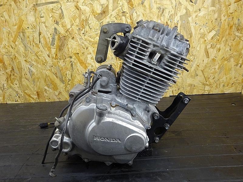 【190313.H】XL230(MC36-1001)● エンジン クランク ミッション クラッチ 始動OK? ベースに? | 中古バイクパーツ通販・買取 ジャンクヤード鳥取 JunkYard