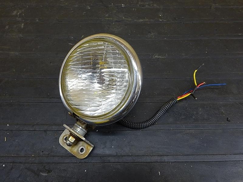 【190719.Y】SR400(RH01J-013)● 社外ヘッドライト レンズ ケース 難有 | 中古バイクパーツ通販・買取 ジャンクヤード鳥取 JunkYard