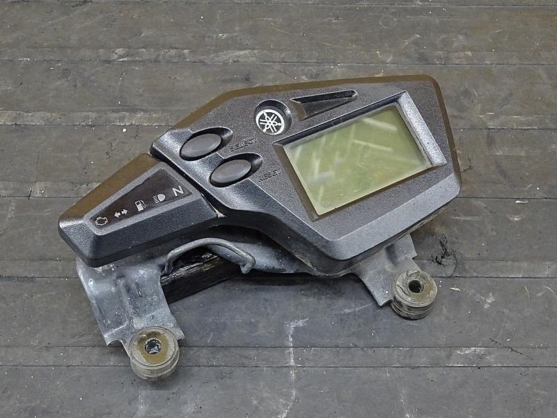 【200221】セロー250(DG17J-000)■ スピードメーター インジケーターランプ 207515㎞ | 中古バイクパーツ通販・買取 ジャンクヤード鳥取 JunkYard