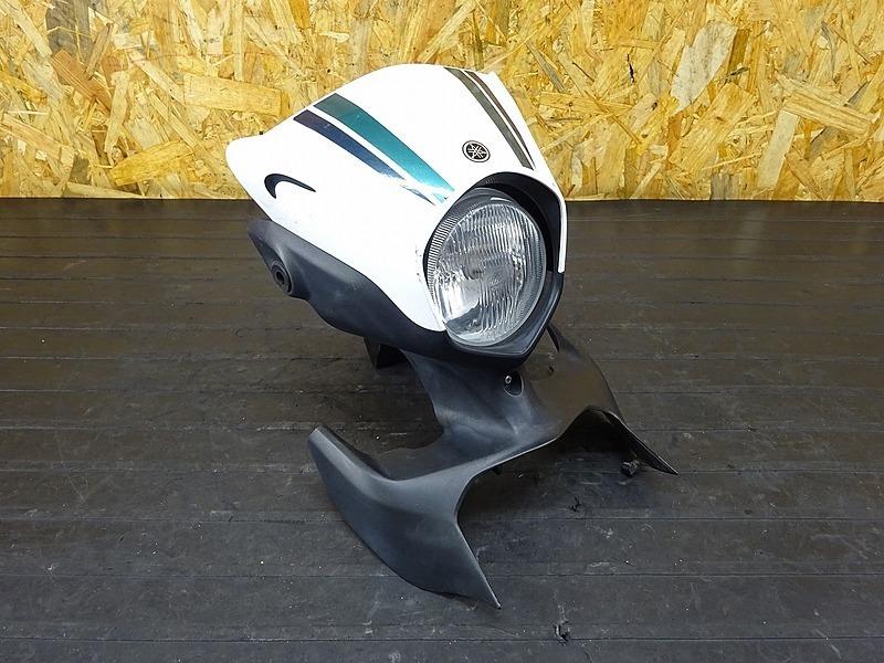 【200221】セロー250(DG17J-000)■ ヘッドライト ヘッドライトカウル | 中古バイクパーツ通販・買取 ジャンクヤード鳥取 JunkYard
