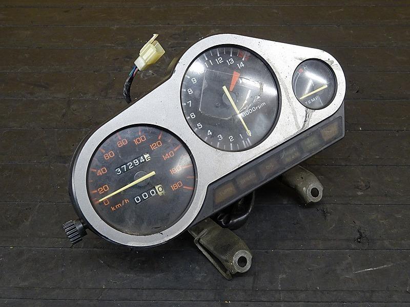 【200303】VTZ250(MC15-1060)■ スピードメーター タコメーター インジケーターランプ 37294㎞ ジャンク!! 【VT250F | 中古バイクパーツ通販・買取 ジャンクヤード鳥取 JunkYard