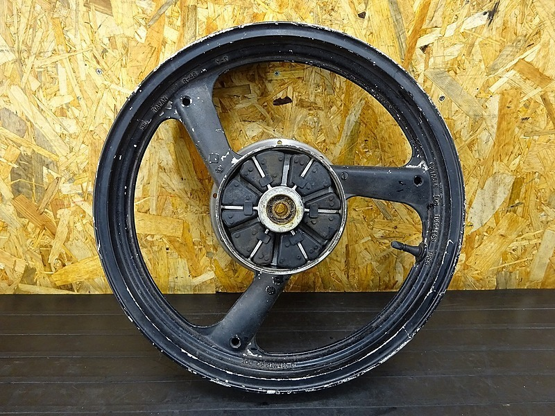 【200419】■ SDR リアホイール 2.50×17 ブレーキディスク ハブダンパー | 中古バイクパーツ通販・買取 ジャンクヤード鳥取 JunkYard