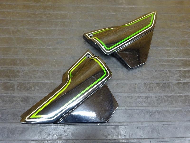 【200526】XJR400(RH02J-003)◇ サイドカバー左右セット | 中古バイクパーツ通販・買取 ジャンクヤード鳥取 JunkYard