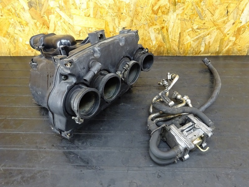 【200526】XJR400(RH02J-003)■ エアクリーナーボックス エアクリボックス エアーインダクション AI | 中古バイクパーツ通販・買取 ジャンクヤード鳥取 JunkYard