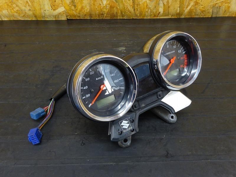 【200529】GSX400インパルス(GK7CA-101)■ スピードメーター タコメーター インジケーターランプ 3692㎞ | 中古バイクパーツ通販・買取 ジャンクヤード鳥取 JunkYard