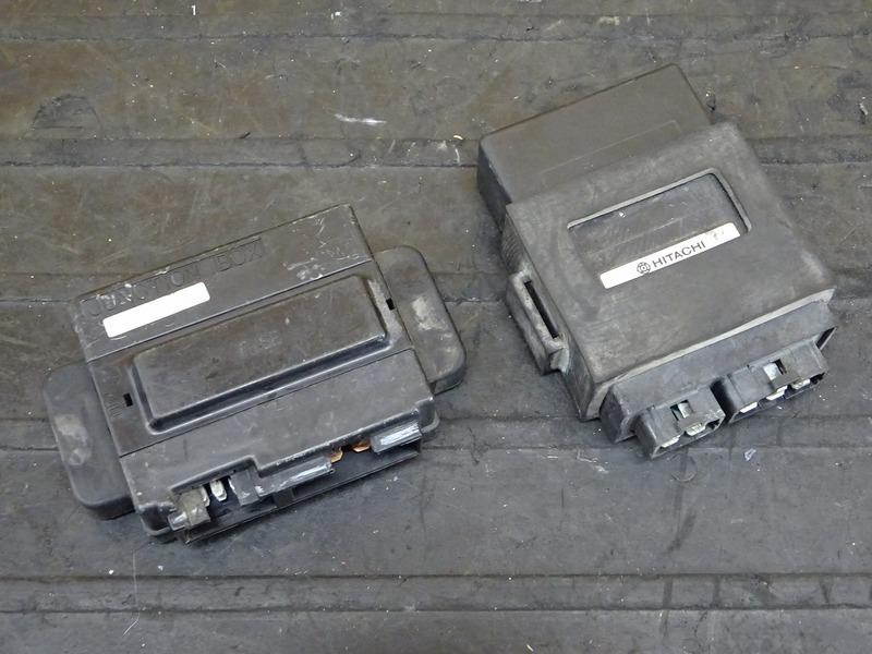 【200723】ゼファー400◇ CDI イグナイター ジャンクションボックス | 中古バイクパーツ通販・買取 ジャンクヤード鳥取 JunkYard