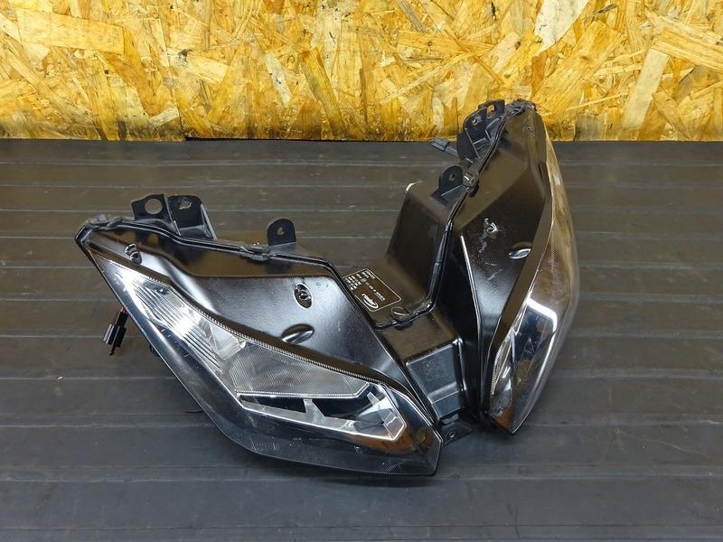 【201204】Ninja250(EX250L-001)■ 純正ヘッドライト ヘッドライトユニット 【NINJA ニンジャ | 中古バイクパーツ通販・買取 ジャンクヤード鳥取 JunkYard