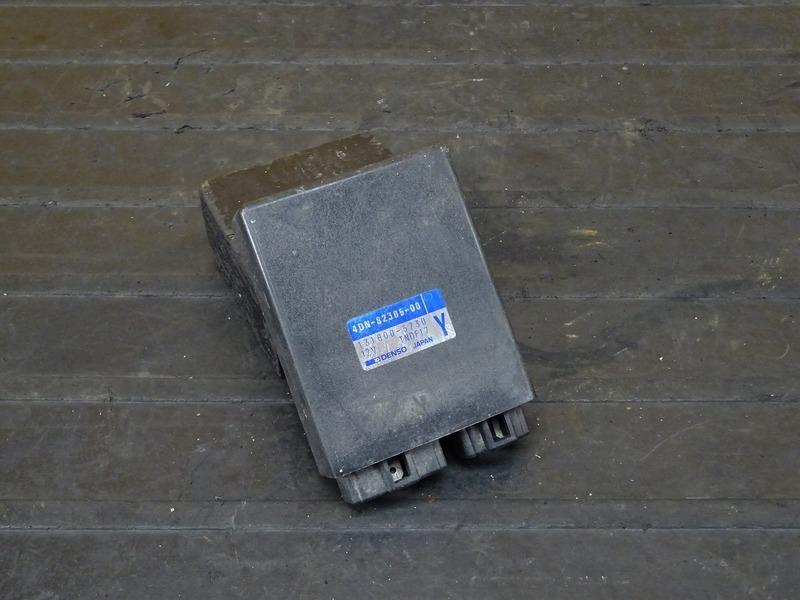 【210330】ルネッサ(4DN-048)■ CDI イグナイター 【SRV250 | 中古バイクパーツ通販・買取 ジャンクヤード鳥取 JunkYard