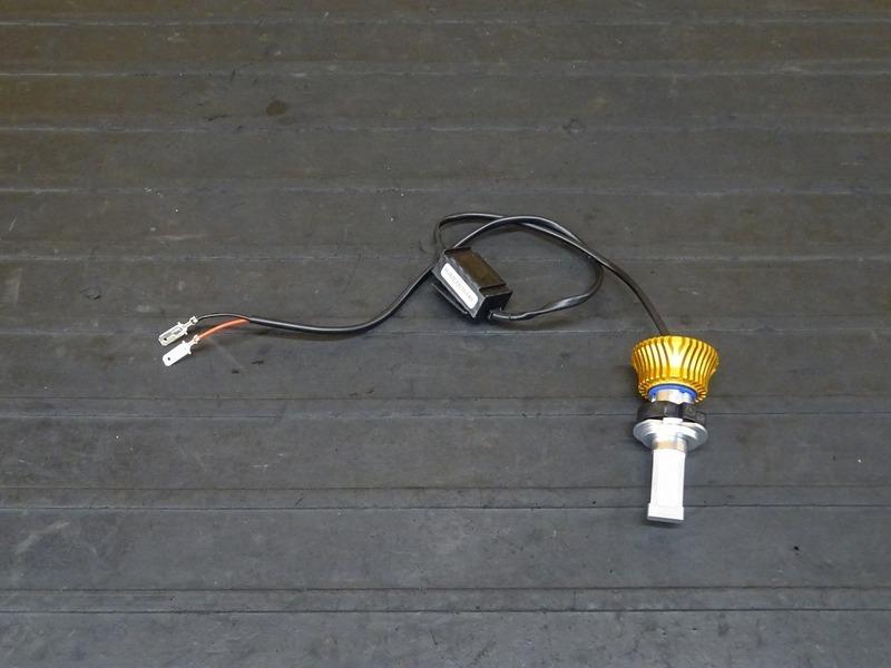【210714】■ LEDヘッドライトバルブ(1) スフィアライト RIZINGⅡ ライジングⅡ ライジング2 H7 | 中古バイクパーツ通販・買取 ジャンクヤード鳥取 JunkYard