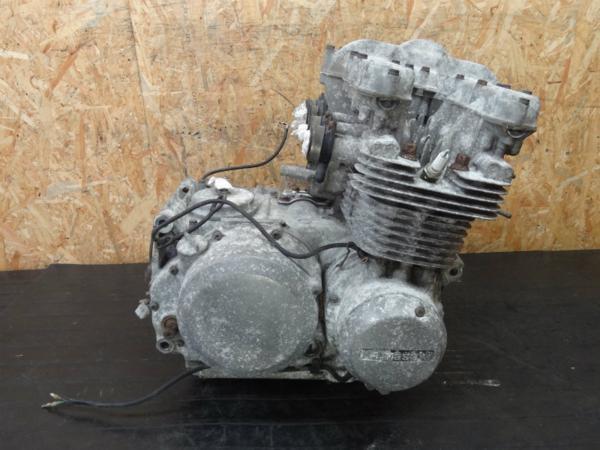 【141006】Z650LTD(KZ650D)◇エンジン KZ650DE 難有 【ザッパー | 中古バイクパーツ通販・買取 ジャンクヤード鳥取 JunkYard