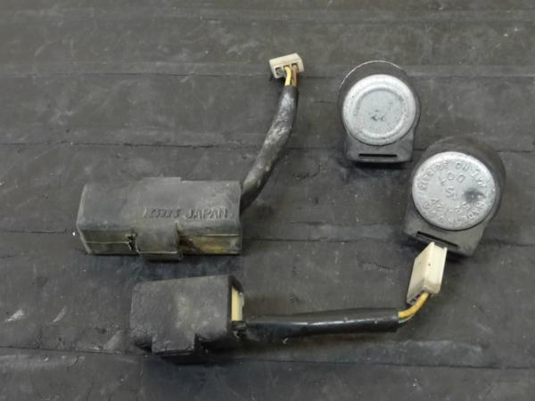【141006】Z650LTD(KZ650D)◇リレーセット??電装 難有【ザッパー | 中古バイクパーツ通販・買取 ジャンクヤード鳥取 JunkYard