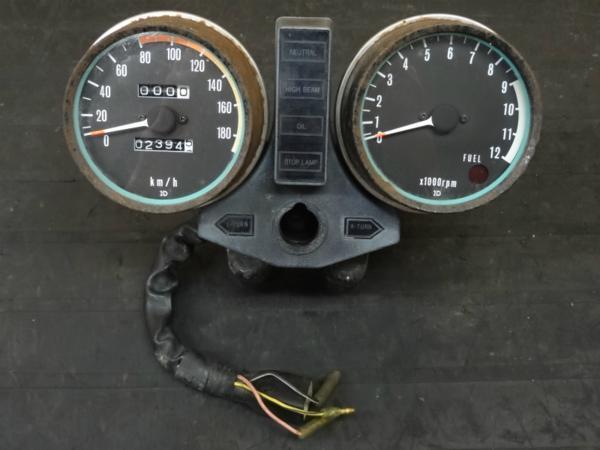 【141006】Z650LTD(KZ650D)◇メーターユニット スピード タコ | 中古バイクパーツ通販・買取 ジャンクヤード鳥取 JunkYard