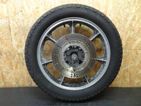 【141006】Z650LTD(KZ650D)◇リアホイール 18×2.15 ディスク | 中古バイクパーツ通販・買取 ジャンクヤード鳥取 JunkYard