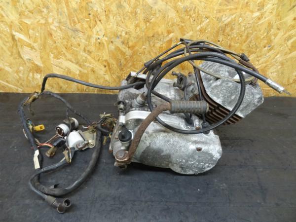 【150109】RD50(481)◎エンジン IGコイル ハーネス電装6V 難有 | 中古バイクパーツ通販・買取 ジャンクヤード鳥取 JunkYard