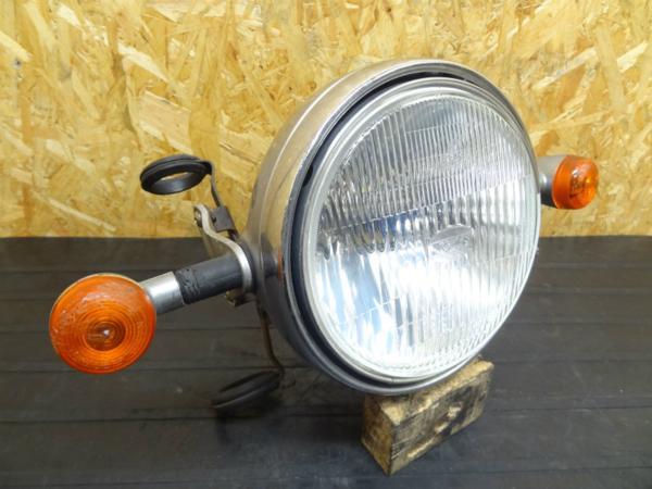【141112】バンディット250(GJ74A)◎ヘッドライト ステー ケース | 中古バイクパーツ通販・買取 ジャンクヤード鳥取 JunkYard