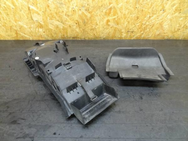 【150303】XJR400R(4HM)◆リアインナーフェンダー マット 後期 | 中古バイクパーツ通販・買取 ジャンクヤード鳥取 JunkYard
