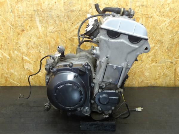 【150617】ZX-9R(B型)◇エンジン クランキングOK!! 【Ninja | 中古バイクパーツ通販・買取 ジャンクヤード鳥取 JunkYard