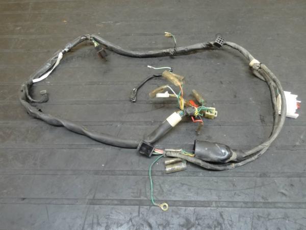 【150701】ドリーム50(AC15)◆メインハーネス 電装 難有 | 中古バイクパーツ通販・買取 ジャンクヤード鳥取 JunkYard