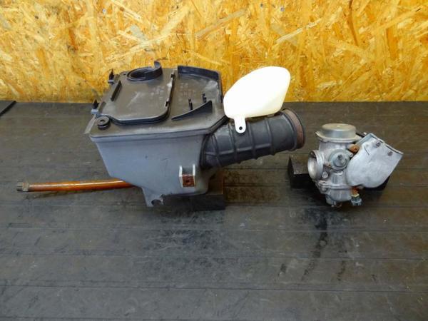 【150830】SL230(MD33)◎キャブレター キャブ エアクリーナーBOX | 中古バイクパーツ通販・買取 ジャンクヤード鳥取 JunkYard