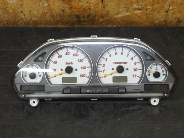 【150810】スカイウェイブ400(CK43A)◇メーターユニット 難有   中古バイクパーツ通販・買取 ジャンクヤード鳥取 JunkYard