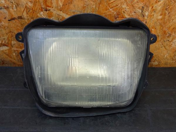 【160415】RGV250Γ(VJ21A)◎ヘッドライト レンズ ケース 難有 | 中古バイクパーツ通販・買取 ジャンクヤード鳥取 JunkYard
