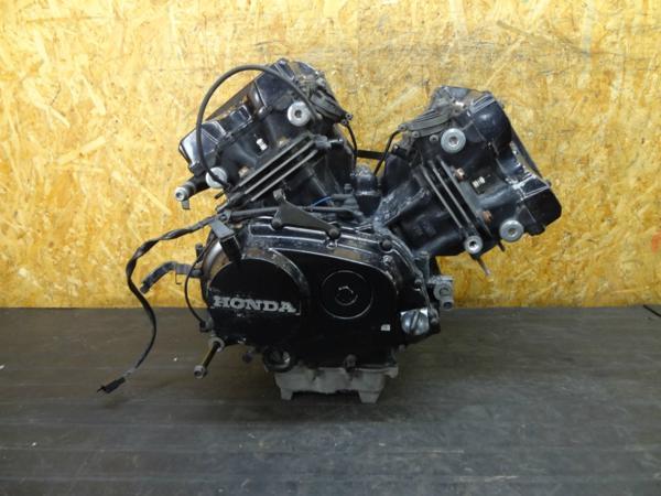 【160526】VT250FG(MC15)◆エンジン セル付 クランキング 難有 | 中古バイクパーツ通販・買取 ジャンクヤード鳥取 JunkYard