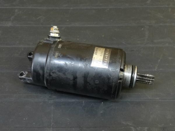 [161112]ZRX400(ZR400E)◇セルモーター スターターモーター | 中古バイクパーツ通販・買取 ジャンクヤード鳥取 JunkYard