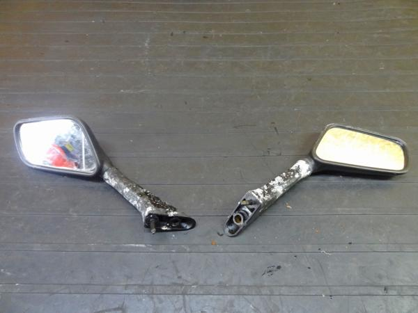 【161124】GPZ250R(EX250E)☆ミラー左右セット 難有 | 中古バイクパーツ通販・買取 ジャンクヤード鳥取 JunkYard