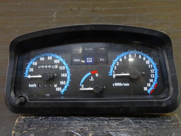 【161124】GPZ250R(EX250E)☆メーターユニット 6660㎞[スピード | 中古バイクパーツ通販・買取 ジャンクヤード鳥取 JunkYard