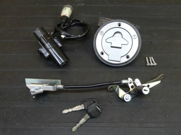 【170123】YZF-R25(RG10J-016)◇キーセット メインスイッチ タンクキャップ シートロック 鍵 | 中古バイクパーツ通販・買取 ジャンクヤード鳥取 JunkYard