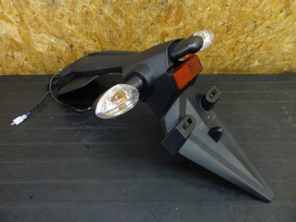 【170123】YZF-R25(RG10J-016)◇リアフェンダー リアウインカー ナンバー灯   中古バイクパーツ通販・買取 ジャンクヤード鳥取 JunkYard