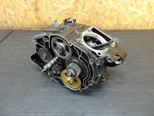 【170710】TW200(2JL)◆クランクケース 腰下 ミッション 【エンジン | 中古バイクパーツ通販・買取 ジャンクヤード鳥取 JunkYard
