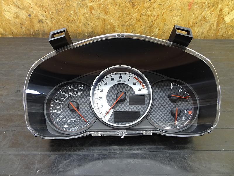 【180525.A】86/BRZ(ZN6/ZC6)☆ メーター 160MPH マイル表示スピードメーターユニット パネル トヨタ FT86   中古バイクパーツ通販・買取 ジャンクヤード鳥取 JunkYard