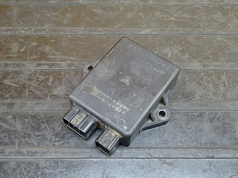 【180803.K】バルカン400クラシック(VN400A-018)● CDI イグナイター | 中古バイクパーツ通販・買取 ジャンクヤード鳥取 JunkYard