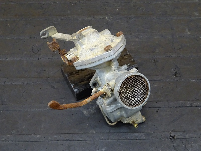 【200918】ベンリィ C92(C92-1142)■ キャブレター キャブ 【ベンリー 神社仏閣 6V | 中古バイクパーツ通販・買取 ジャンクヤード鳥取 JunkYard