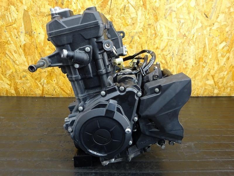 【200914】YZF-R3 ABS(RH07J-003)◇ 中古エンジン 始動確認後取り外し!! セルモーター ジェネレーター 28743㎞ ※検:YZF-R25 | 中古バイクパーツ通販・買取 ジャンクヤード鳥取 JunkYard