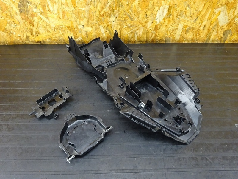 【201022】Ninja250 ABS(EX250L-013)■ 純正リアインナーフェンダー 【NINJA ニンジャ | 中古バイクパーツ通販・買取 ジャンクヤード鳥取 JunkYard