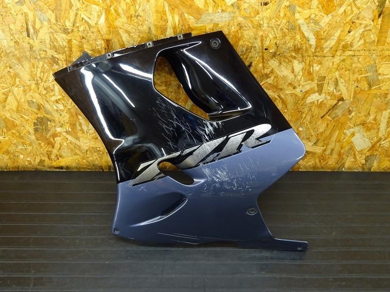 【210114】ZZR1100 D6(ZXT10D-053)■ サイドアンダーカウル左 サイドカウル左 【ZZ-R1100 ZX-11 D型 | 中古バイクパーツ通販・買取 ジャンクヤード鳥取 JunkYard