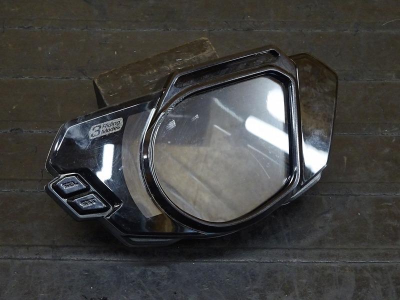 【210709】CBR250RR(MC51-1203)◇ スピードメーター タコメーター インジケーターランプ 6003㎞ 【ABS付   中古バイクパーツ通販・買取 ジャンクヤード鳥取 JunkYard